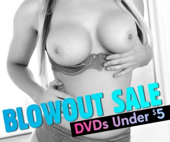 Browse Blowout Sale DVD porn movies.