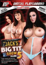 Jacks Playground: Big Tit Show 5 Porn Video