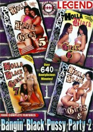 Bangin Black Pussy Party 2 Porn Movie