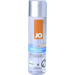 JO H2O Anal Personal Lube - 4 oz. Sex Toy