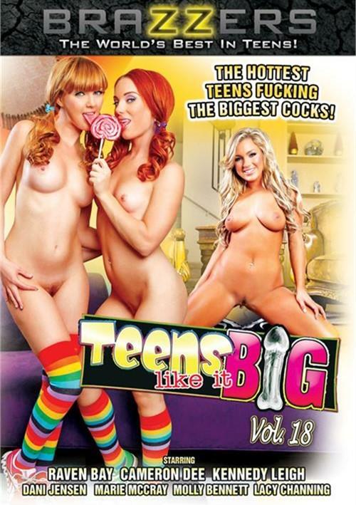 Teens Like It Big Vol. 18