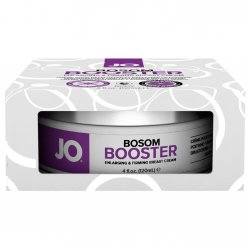 JO Bosom Booster Breast & Buttocks Enhancing Cream - 4oz sex toy.