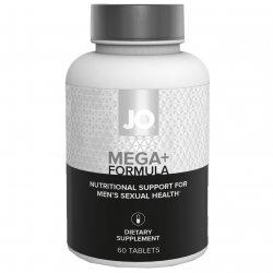 JO Mens Mega + Formula Dietary Supplement - 60 Capsules Sex Toy