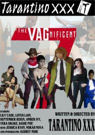 The Vagnificent Seven HD porn video from TarantinoXXX!