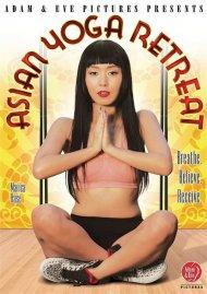 Asian Yoga Retreat Porn Video