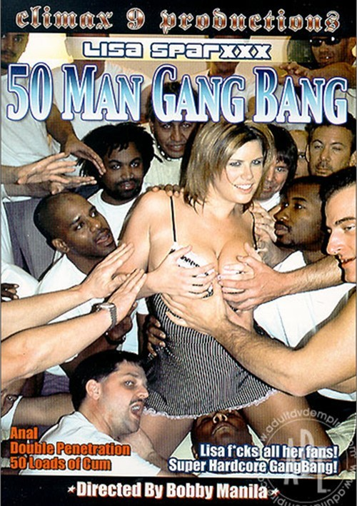 50 Man Gang Bang