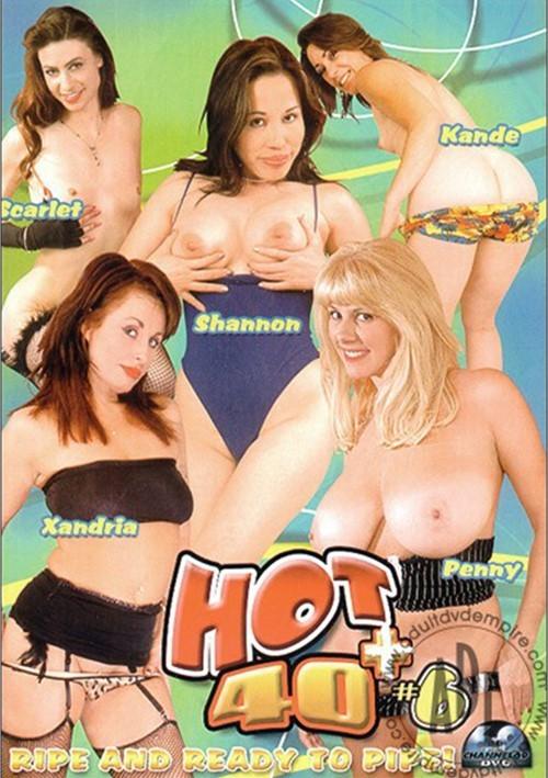 Hot 40 + 6 2004 Mature Shannon Wylde