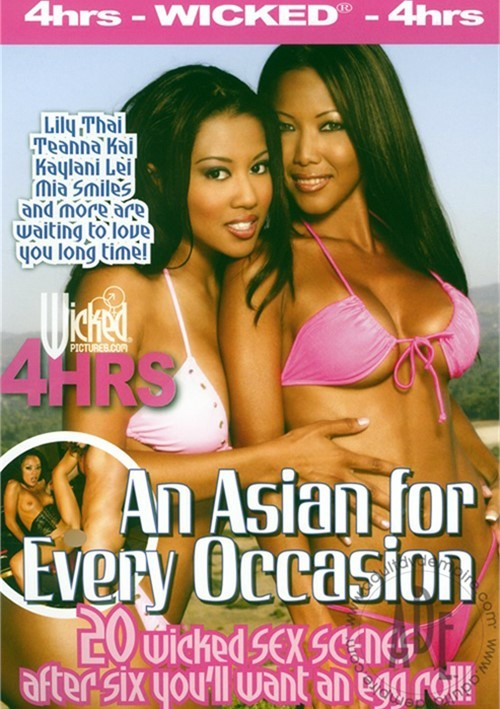 Asian For Every Occasion, An Eric Masterson Kristina Rose Nautica Thorn