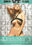 Top 40 Asian Adult Stars Collection Vol. 1 Porn Movie