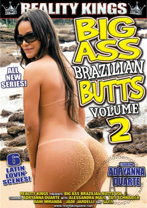 Big Ass Brazilian Butts Vol. 2