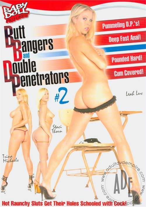 Butt Bangers and Double Penetrators #2