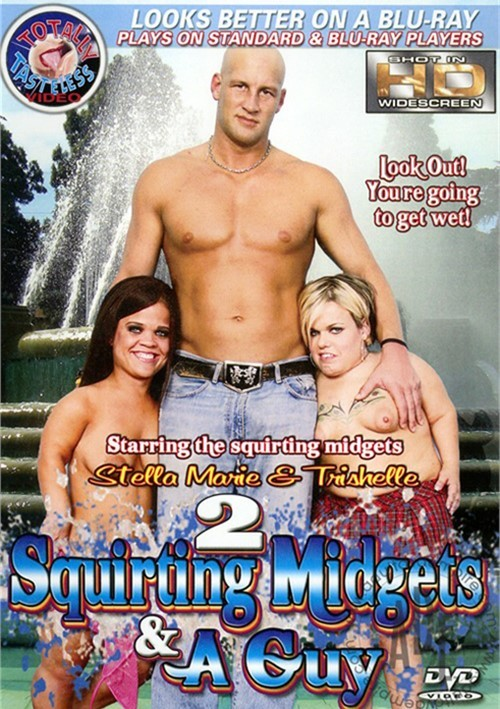 2 Squirting Midgets & A Guy 2008 Threesomes Totally Tasteless