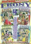 Ebony Cheerleaders 9-12 Porn Movie