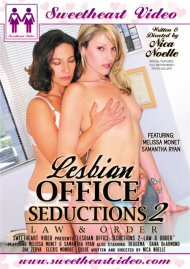 Lesbian Office Seductions 2 Porn Movie