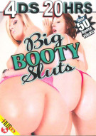 Big Booty Sluts 4-Disc Set Porn Movie