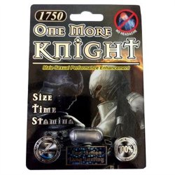 One More Knight - 1 ct. Sex Toy