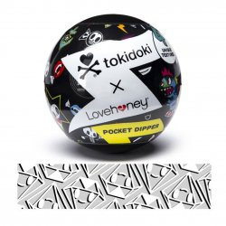 Tokidoki Pocket Dipper Pleasure Cup - Solitaire Texture sex toy.
