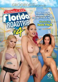 Shemale XXX: Florida Road Trip #4 Porn Movie