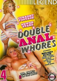 Double Anal Whores Porn Movie