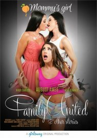Family United & Other Stories DVD Image from Girlsway.