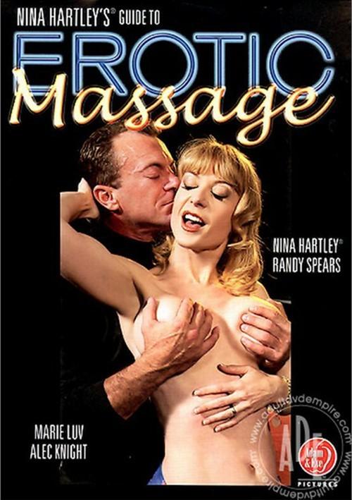 Nina Hartleys Guide to Erotic Massage