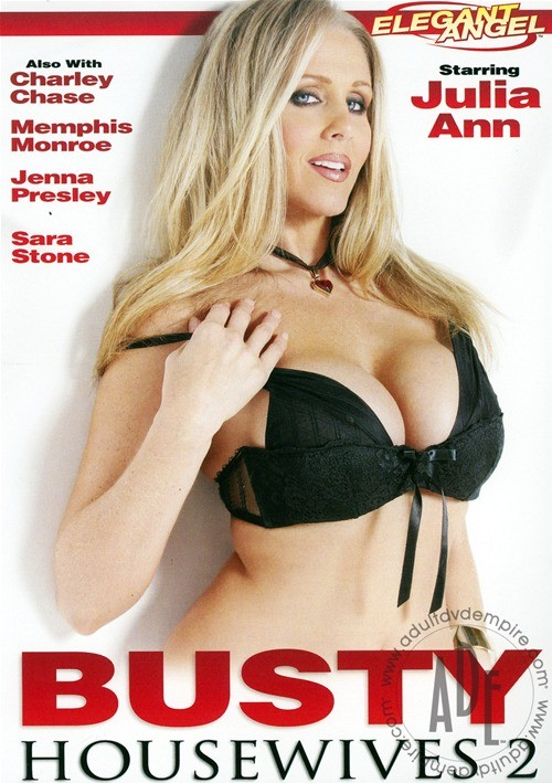Busty Housewives 2 DVD Porn Movie Image