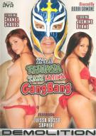 Its A Tijuana Taxi Latina GangBang Porn Movie