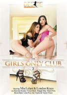 Girls Only Club 2, The Porn Video