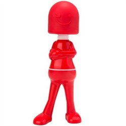 Screaming O OBob - Battery Operated Boyfriend - Red Sex Toy
