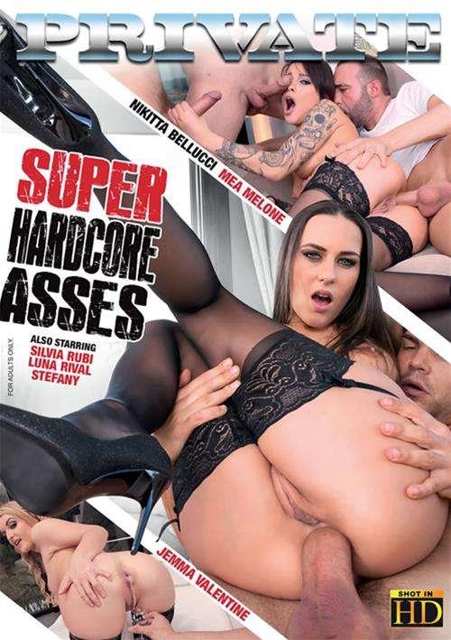 Super Hardcore Asses