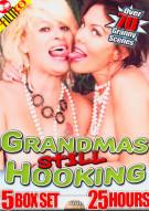 Grandmas Still Hooking 5-Disc Set Porn Movie
