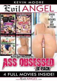 Ass Obsessed 4-Pack Porn Movie