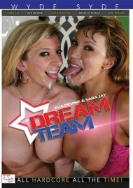 Ava Devine & Sara Jay Dream Team HD porn video from Wyde Syde Productions.