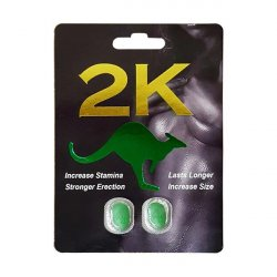 Kangaroo 2k – 2 pack supplement.