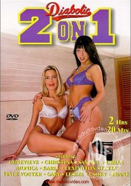 2 on 1 #1 Porn Movie