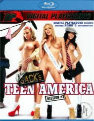 Teen America: Mission #3 Blu-ray