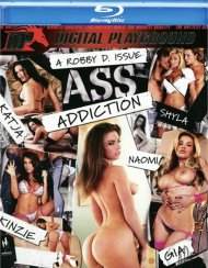 Ass Addiction Blu-ray