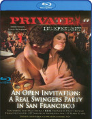 Open Invitation: A Real Swingers Party in San Francisco, An Blu-ray