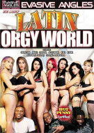 Latin Orgy World Porn Movie