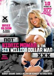 Not Bionic Woman & the Six Million Dollar Man XXX Porn Movie