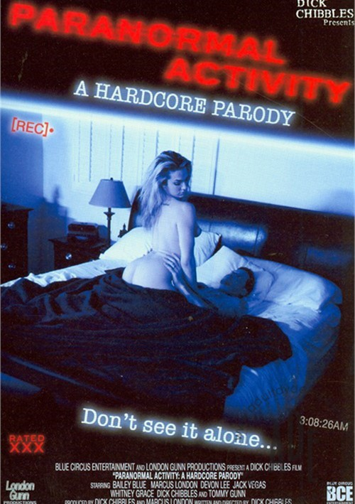 Paranormal Activity: A Hardcore Parody image