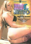 Rearended & Retro Porn Movie