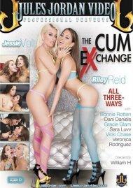 Cum Exchange, The Porn Video