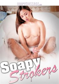 Soapy Strokers HD porn video from Fantasy Massage.