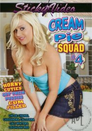 Cream Pie Squad #4 Porn Movie