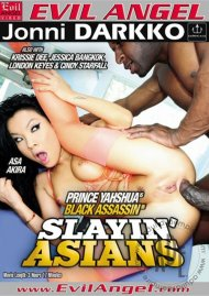 Prince Yahshua Is Black Assassin In Slayin' Asians Porn Video