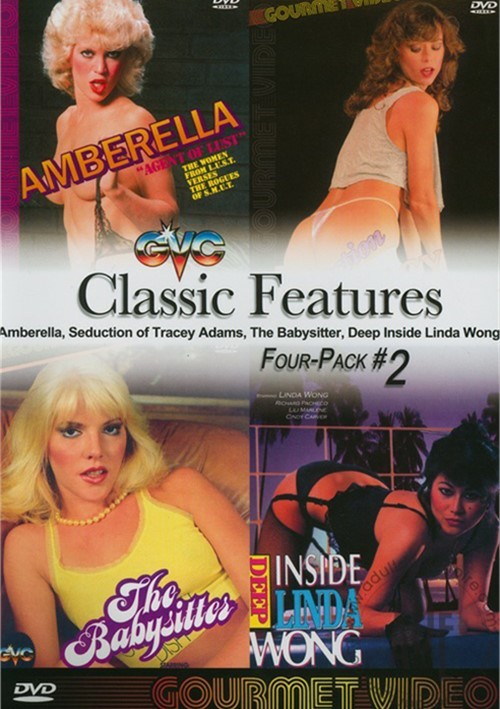 Classic Features #2 (4 Pack) Siobhan Hunter Richard Pacheco Cindy Carver