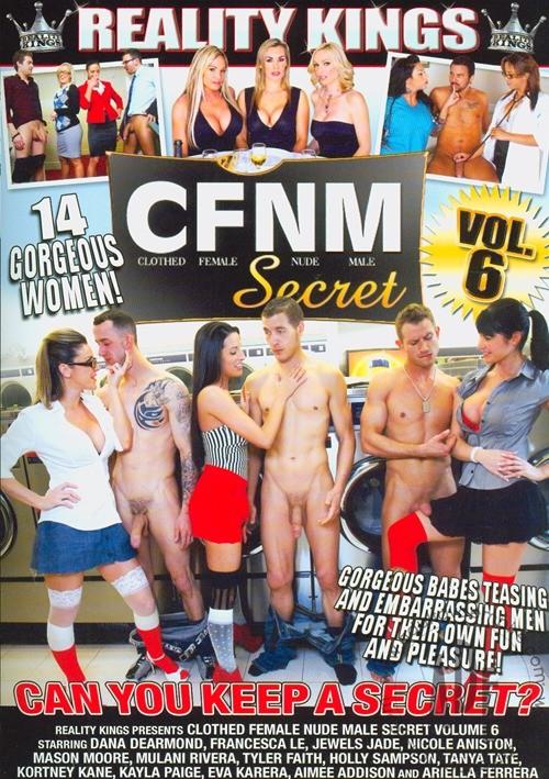 CFNM Secret 6 Fetish Mature Francesca Le