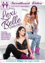 Lexi Belle Loves Girls Porn Movie