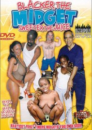 Blacker the Midget Sweeter the Juice Porn Movie